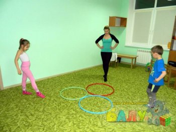 Детские кружки и секции