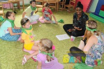 Английский детский лагерь в Киеве