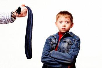 Как правильно наказывать ребенка?