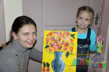 Уроки живописи для детей